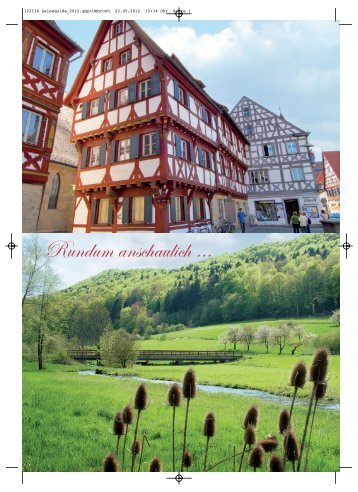 Zur Post - Die Fränkische Schweiz