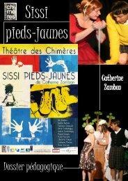 Télécharger le dossier pédagogique - Théâtre des Chimères
