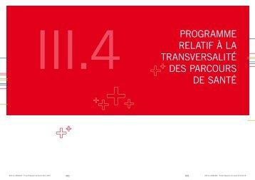 programme relatif à la transversalité des parcours ... - ARS Limousin