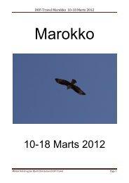 Marokko 2012.pdf - DOF Travel