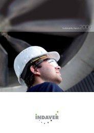 Sustainability report 2006 - Indaver.com