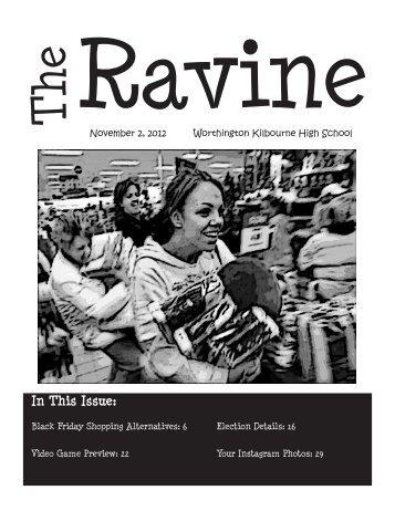 November Ravine Issue - Worthington City Schools