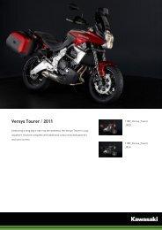 Versys Tourer / 2011
