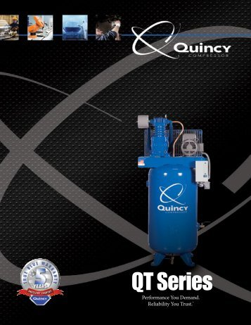 QT Series - Air Compressors Direct