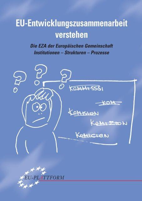 EU-Entwicklungszusammenarbeit verstehen (pdf)