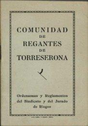 COMUNIDAD - Sol-Torres