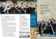 Blechbläser- Musik der besonderen ART - Braunau