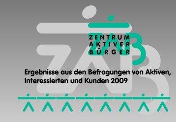 Ergebnisse der Mitarbeiterbefragung 2009 als pdf-Datei - ISKA