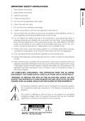Owner's Manual HAND-CRAFTED TONE - Blackstar Amplification - Page 3