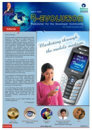 R-evolution March' 05 - Reliance Communications