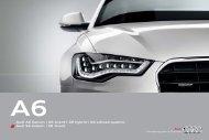 Audi A6 Saloon | A6 Avant | A6 hybrid | A6 ... - Audi South Africa
