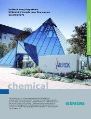 chemical - Siemens Industry, Inc.