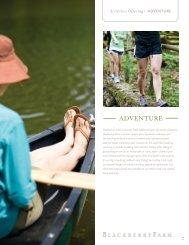 Adventure Overview PDF - Blackberry Farm