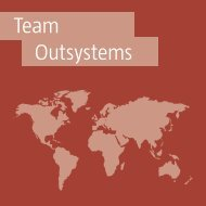 Team Outsystems - Human-Computer Interaction Institute - Carnegie ...
