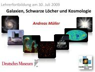 Dr. Andreas Müller - Universe Cluster