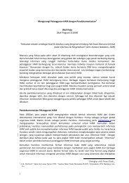 Mengurangi Pelanggaran HAM dengan Pendokumentasian - Elsam