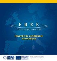 Innovációs rendszerek kézikönyve Innovációs rendszerek kézikönyve