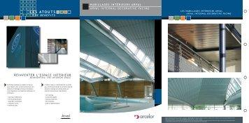 Habillage interieur FR-GB.indd - ArcelorMittal