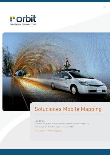 Soluciones Mobile Mapping - Orbit GeoSpatial Technologies