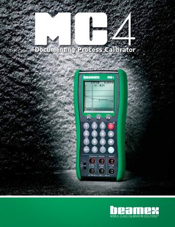 MC4 Datasheet - SRP Control Systems