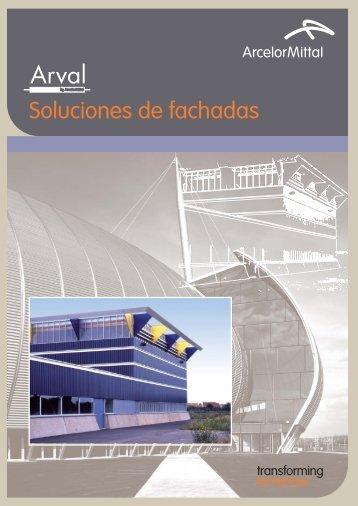 Folleto arval con portadas:Layout 2 - ArcelorMittal
