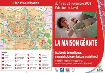 Légende - Laval