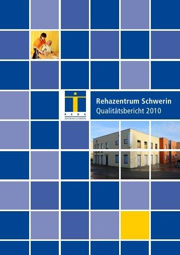 Rehazentrum Schwerin Qualitätsbericht 2010
