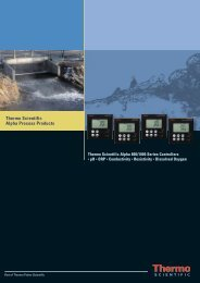 Thermo Scientific 1000/800 - Thermo Fisher