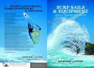 SURF SAILS & EQUIPMENT - Windsurfing44