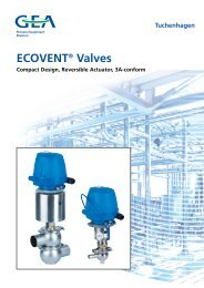 ECOVENT Valves