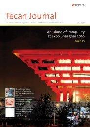 Tecan Journal Edition 3/2010