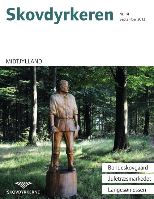 MIDTJYLLAND Bondeskovgaard Juletræsmarkedet Langesømessen