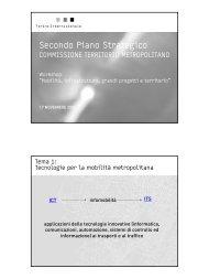 commissione territorio metropolitano - Torino Strategica