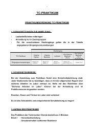 Skript TCI Praktikum - PDF - TCI @ Uni-Hannover.de - Leibniz ...