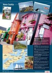 Nova Scotia - Destination Canada