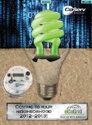 November 2010 Texas Co-op Power magazine - CoServ.com