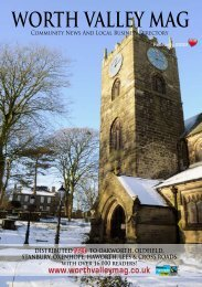 Feb 09 - WORTH VALLEY MAG - Worth & Aire Valley Mag