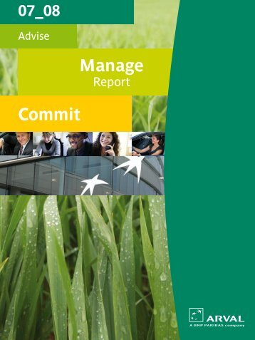 Manage Commit - Arval