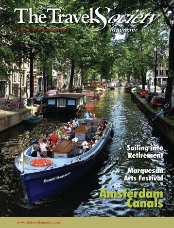 Volume 30, No. 10 – December 2012 - The Travel Society