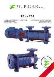 TBH - 3L.P. GAS srl A manufacturer of LPG equipments. Design and ...