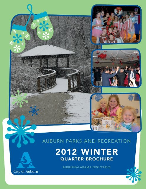2012 Winter - City of Auburn
