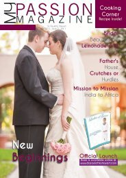 My PASSION Magazine issue #2
