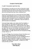 Prayercard 3 - True Life In God - Page 2