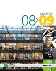 Téléchargez le rapport annuel 2008 / 2009  (pdf, 1 - Arval