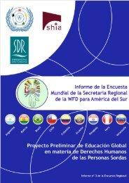 Sí - World Federation of the Deaf
