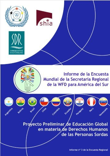 Sí - World Federation of the Deaf