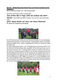 WM2010_o F_Hunde - Schweizerischer Rottweiler Hunde Club
