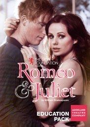 The Lion Foundation Season of Romeo & Juliet - Auckland Theatre ...