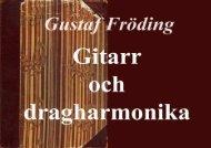 Gitarr och dragharmonika - Läs en bok