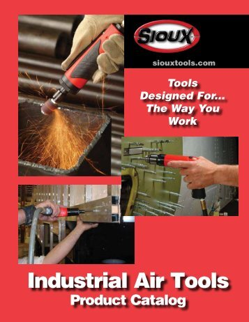 Sioux Tools Industrial Catalog